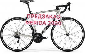 Предзаказ велосипедов Merida 2020 продлеваем на ноябрь