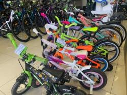 В продаже появились детские велосипеды Welt